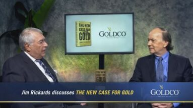 Jim Rickards Discusses The New Case For Gold - Goldco Precious Metals