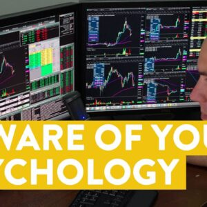 [LIVE] Day Trading | Beware of Your Own Trader Psychology (it's dangerous...)