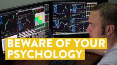 [LIVE] Day Trading   Beware of Your Own Trader Psychology (it's dangerous...)