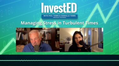 Managing Stress in Turbulent Times | Phil Town