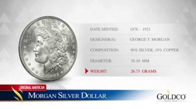 Morgan Silver Dollar - Goldco Precious Metals