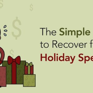 One Simple Thing Anyone Can Do to Recover From Big Spending [Easily!] | Phil Town