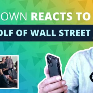 My Reaction to The Wolf Of Wall Street: Penny Stocks! | Phil Town