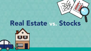 Pros/Cons of Real Estate vs. Stock Investing | Phil Town