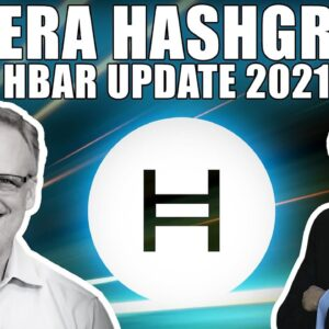 Hedera Hashgraph - The Most Important Crypto Update You'll See This Year (HBAR)