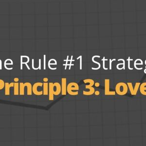 Rule One Principle #3: Love