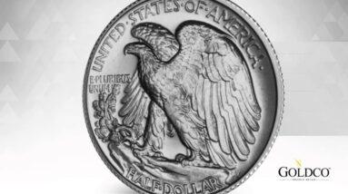 Silver American Eagle - Goldco Precious Metals