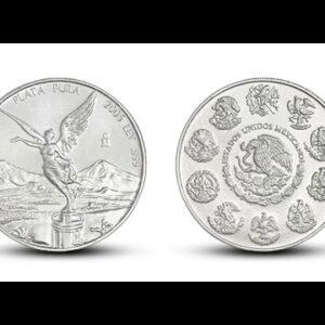 Silver Mexican Libertad