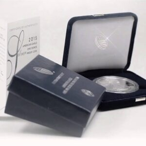 Silver Proof Coin 1