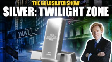 Silver: The Twilight Zone - The GoldSilver Show