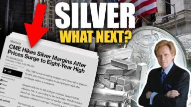 Silver: What Next? Mike Maloney's Take