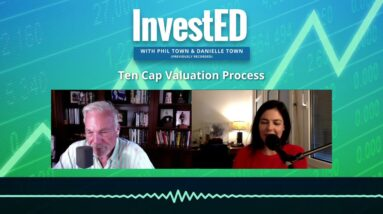 Ten Cap Valuation Process in Investing | Phil Town