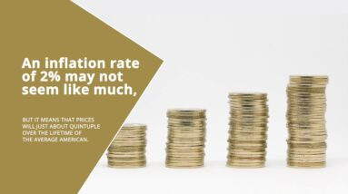 The Effect Inflation Rate Has on Gold Prices