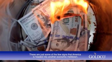 Top Government Insiders Warn: The Largest Financial Meltdown In History