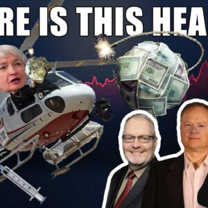 Where Is This Headed? STIMULUS, VACCINES, STOCKS - Total Insanity