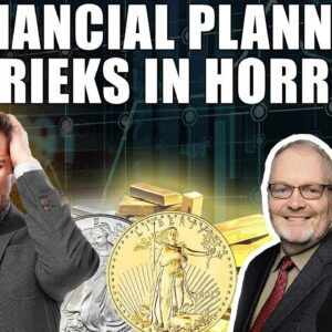 Why Does GOLD Make Financial Planners Shriek in Horror?