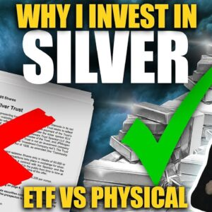 Why I Invest In Silver - PHYSICAL Over SLV and ETFs - Mike Maloney
