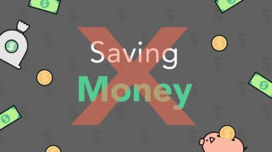 Why You Shouldn't Be Saving Money | Phil Town