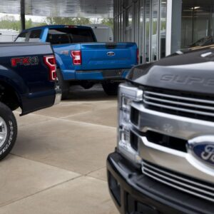 Ford Idles Lucrative F-150 Plants on Worsening Chip Shortage