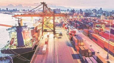 On recovery path: WTO pegs trade growth at 8% in 2021, highest in a decade