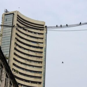 Stock markets start new fiscal on a high, Sensex reclaims 50,000-level