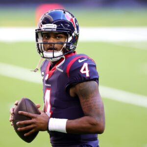 Houston Police Says It's Investigating Texans QB Watson