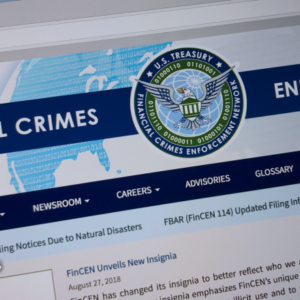 FinCEN Appoints Former Chainalysis CTO as Acting Director