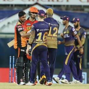 IPL 2021: Kolkata Knight Riders begin with 10-run win over SRH