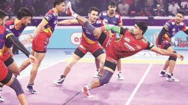 Star India retains Pro Kabaddi League media rights for Rs 181 crore
