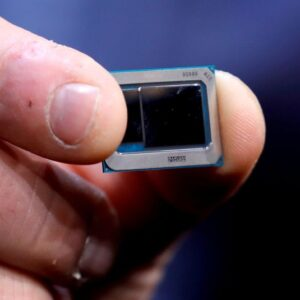 Intel PC chip sales rise, but profit forecast falls short on manufacturing costs
