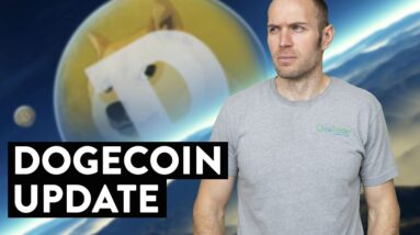 DogeCoin Trade Idea Update... [CryptoCurrency Trading]