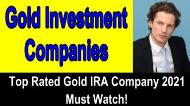 Gold Investment Companies