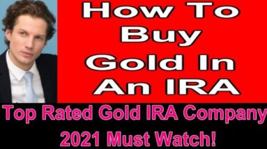 How To Buy Gold In An IRA