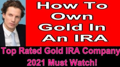 How To Own Gold In An IRA