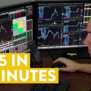 [LIVE] Day Trading | How I Made $575 in 8 Minutes Online