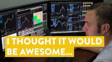 [LIVE] Day Trading | I Thought It Would Be Awesome...
