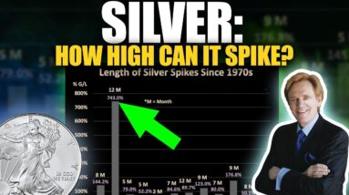 Silver: How High Can It Spike? Mike Maloney, Jeff Clark & Adam Taggart