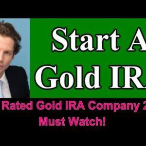 Start A Gold IRA
