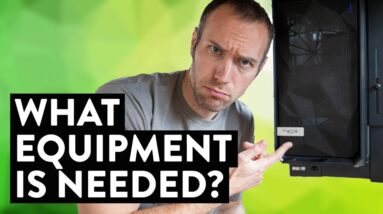 Start Day Trading: What Equipment is Needed?