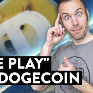 """""""The Play"""" on Dogecoin (Crypto Trading Trade Idea)"""