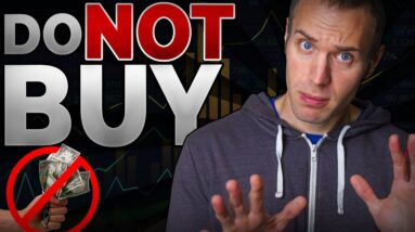 This is When You Should NOT Buy a Stock (Day Trader 101)