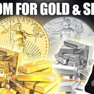 Was That a Bottom For Gold & Silver? Mike Maloney