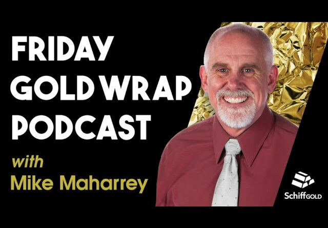 When Doves Cry: SchiffGold Friday Gold Wrap 04.09.21