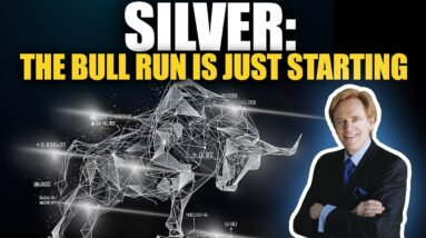 Why The Bull Run In Silver Is Just Getting Started - Mike Maloney